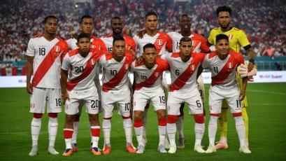 Selección Peruana: este es el once confirmado para enfrentar a Chile
