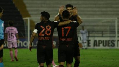 Liga1 Movistar: FBC Melgar se recuperó y goleó 4-1 a Sport Boys