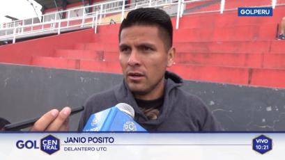 Janio Posito sobre Sport Boys: