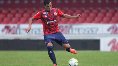 Iván Santillán sufrió con Veracruz una goleada por 7-0 en su visita al Necaxa (VIDEO)