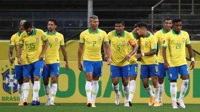 Clasificatorias Sudamericanas: Brasil goleó 5 a 0 a Bolivia en el cierre de la fecha 1