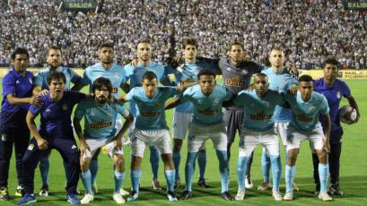 Playoffs: El once oficial de Cristal para enfrentar a Alianza Lima