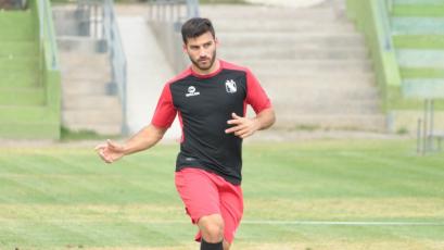 """Bernardo Cuesta: """"A veces te chocas con rivales que te hacen retroceder"""""""