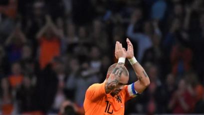 Wesley Sneijder anuncia su retiro