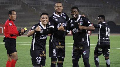 Liga2: Unión Comercio venció 2-0 a Deportivo Llacuabamba y es líder de la Fase 2 (VIDEO)
