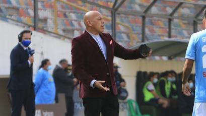 "Roberto Mosquera: ""Espero que este sea el último partido a este nivel"" (VIDEO)"