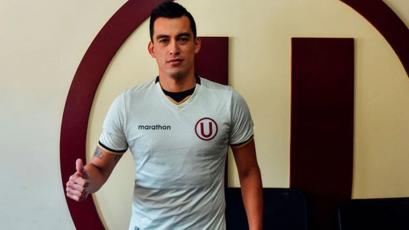 Universitario de Deportes saluda a Iván Santillán por su cumpleaños