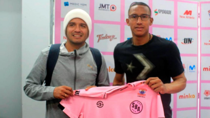 Sport Boys: Reimond Manco y Adán Balbín fueron presentados oficialmente
