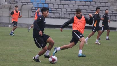 San Martín igualó 1-1 ante The Strongest de Bolivia