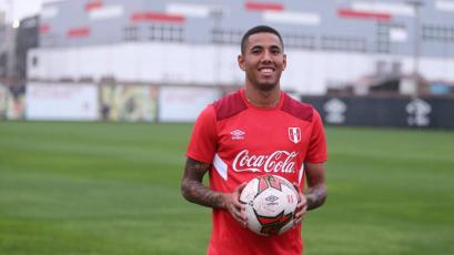 Selección Peruana: Sergio Peña se lesionó y no estará ante Chile y Argentina