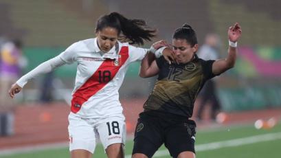 Selección Peruana femenina cayó ante Costa Rica por los Juegos Panamericanos Lima 2019