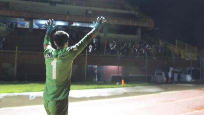 Diego Melián valoró el empate de visita ante Sport Huancayo: