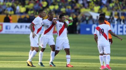 Selección Peruana recordó triunfazo ante Ecuador en Quito por las Eliminatorias Rusia 2018 (VIDEO)