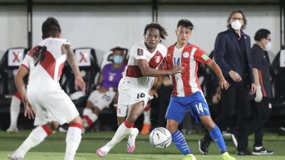 Clasificatorias Sudamericanas: Perú empató 2-2 en su visita a Paraguay por la fecha 1