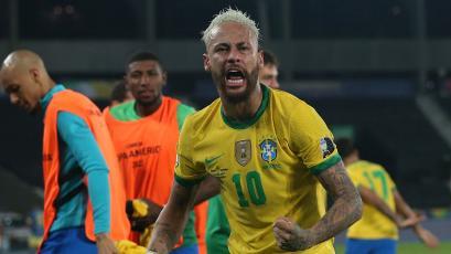 Copa América: con Neymar, el posible 11 de Brasil para la semifinal ante Perú