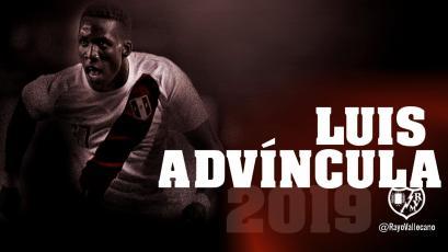 Luis Advíncula es nuevo jugador del Rayo Vallecano