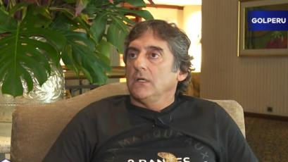 """Enzo Francescoli: """"Recuerdo mucho a Uribe, Velásquez y Cueto"""""""