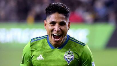 MLS: Raúl Ruidíaz marcó un doblete en la goleada parcial del Seattle Sounders (VIDEO)