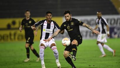 Copa Libertadores: Alianza Lima cayó por 2-0 ante Racing en Matute y es último de su grupo