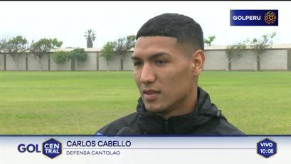 Carlos Cabello: