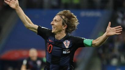 """Luka Modric: """"Ganar el Mundial es como el cuento de hadas más hermoso"""""""