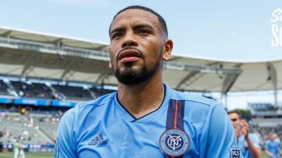 Alexander Callens se queda en la MLS con el New York City por todo el 2020