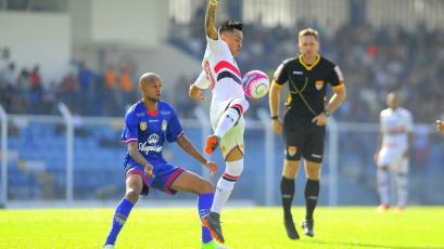 Campeonato Paulista: Sao Caetano sorprende al Sao Paulo (1-0)