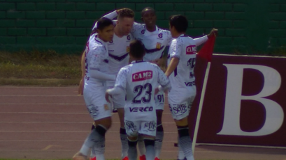 Cantolao venció 2-1 a Alianza Universidad por el Clausura y se metió a la zona superior de la tabla (VIDEO)