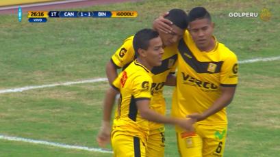 Academia Cantolao venció a Deportivo Binacional
