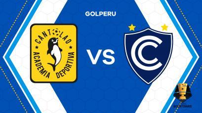Copa Bicentenario: Academia Cantolao juega ante Cienciano en el estadio Miguel Grau