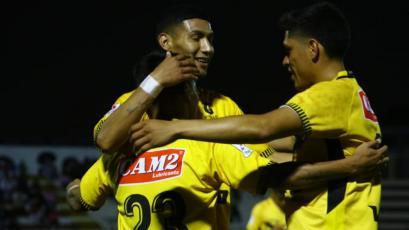 Academia Cantolao goleó 3-0 a Pirata FC en el Callao por el Torneo Clausura (VIDEO)