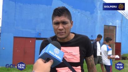 """Luis Cardoza: """"La 'U' es un rival directo"""""""