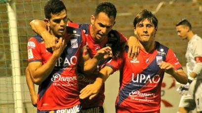 Carlos A. Mannucci derrotó 1-0 a San Martín y alcanzó a los punteros del Torneo Clausura (VIDEO)
