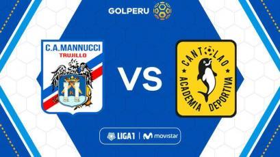 Carlos A. Mannucci vs. Cantolao: hora, estadio y posibles formaciones por la Liga1 Movistar