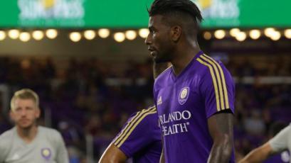 Carlos Ascues debuta en la MLS con el Orlando Ctiy