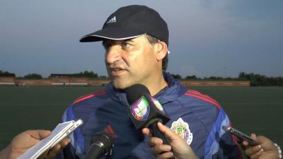 Liga1 Movistar: San Martín hizo oficial la salida del técnico argentino Carlos Bustos