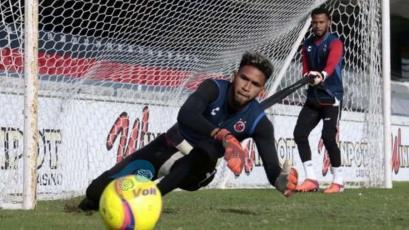 Veracruz registró a Carlos Cáceda en su plantel principal