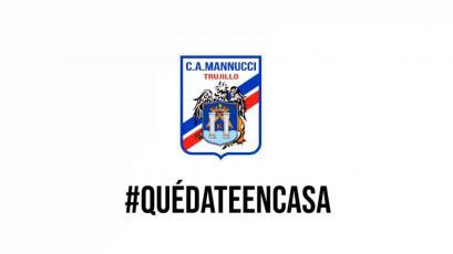 Liga1 Movistar: el pedido de Carlos Mannucci para evitar la propagación del coronavirus (VIDEO)