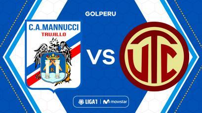 Carlos Mannucci vs UTC de Cajamarca por el Torneo Clausura: hora, estadio y alineaciones