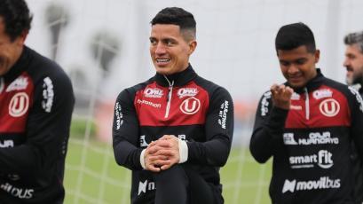 Fichajes 2020: Universitario confirmó préstamo de Carlos Olascuaga a Ayacucho FC