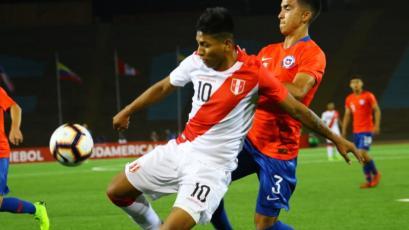 Carlos Ruíz de la Selección Peruana: