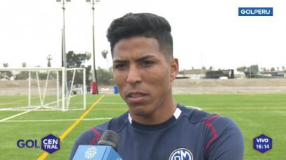 Carlos Uribe lamentó el empate de Deportivo Municipal: