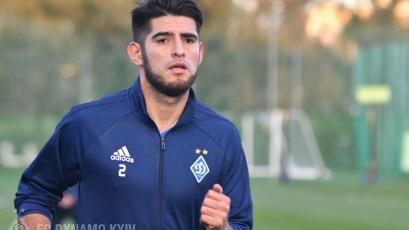 Carlos Zambrano entrenó por primera vez con el Dynamo Kiev