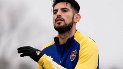 Carlos Zambrano se lesionó y será baja en el duelo entre Boca Juniors ante Patronato