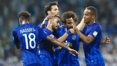 André Carrillo y Al Hilal avanzaron a los cuartos de final de la Champions League de Asia