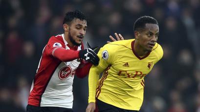 Watford, con André Carrillo, fue eliminado de la FA Cup