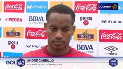 André Carrillo: