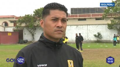 Daniel Chávez espera