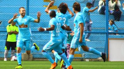 Los números de Sporting Cristal jugando en casa
