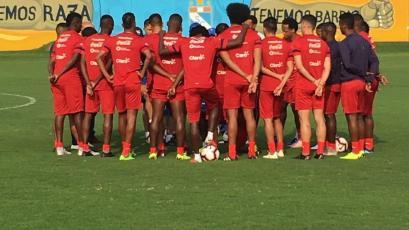 Perú vs. Ecuador: El 'Tricolor' entrenó en el predio de Sporting Cristal